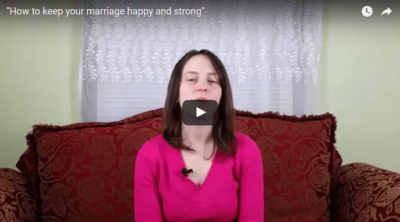 Marriage Tip – Married and Flirting
