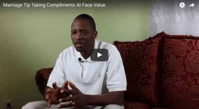 Marriage Tip – Taking Compliments At Face Value