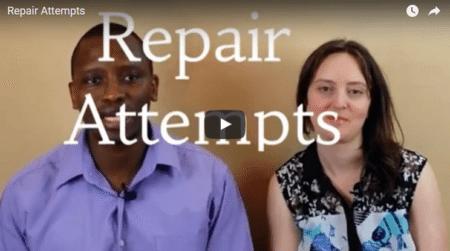Repair Attempts