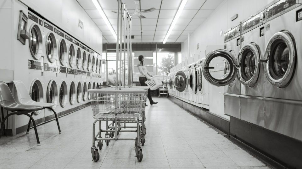 laundry - live your best marrrige